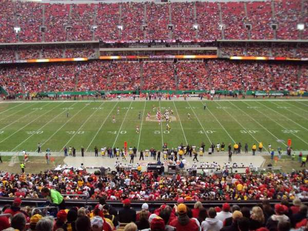 Arrowhead Stadium, section: 201, rangée: SUITE, siège: SUITE