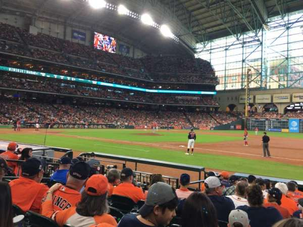 Minute Maid Park, section: 127, rangée: 10, siège: 9