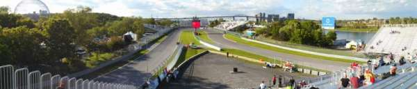 Circuit Gilles Villeneuve, section: 34, rangée: Top
