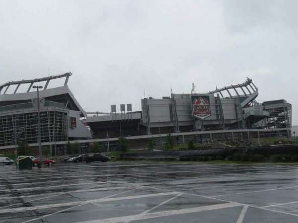 Broncos Stadium at Mile High, section: exterior