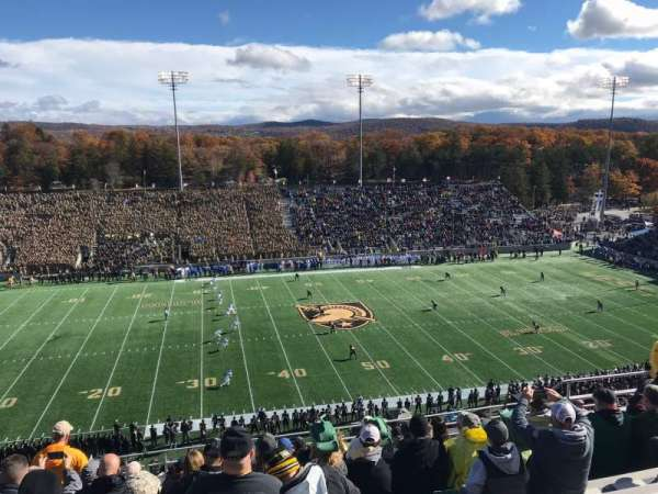 Michie Stadium, section: U-14, rangée: N, siège: 1