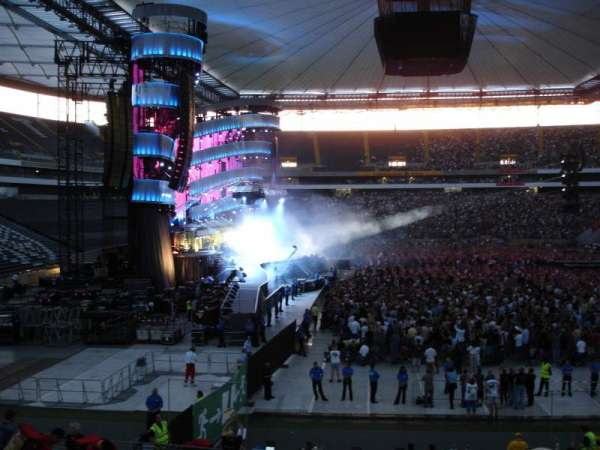 Commerzbank-Arena, section: 40B