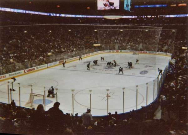 Scotiabank Arena, section: 101