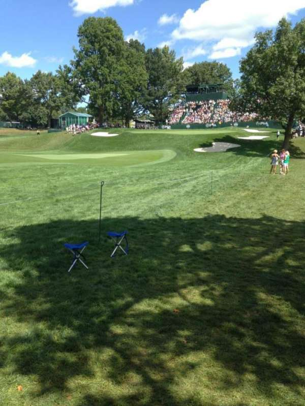 Oak Hill Country Club, section: 18th Hole