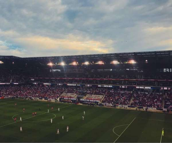 Red Bull Arena (New Jersey), section: 223, rangée: 13, siège: 20