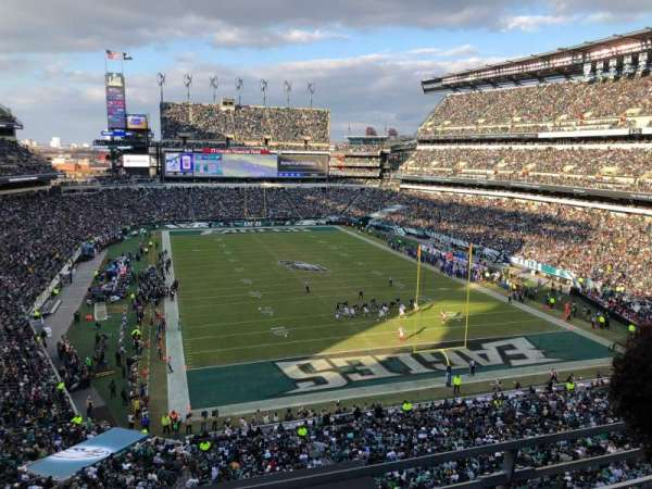 Lincoln Financial Field, section: M10, rangée: 14, siège: 31