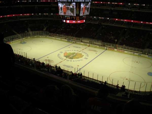 United Center, section: 315