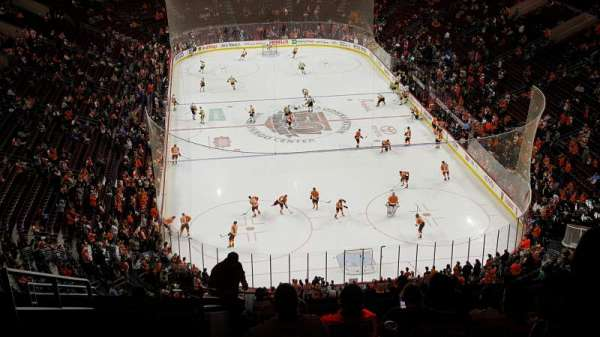 Wells Fargo Center, section: 219, rangée: 14, siège: 3