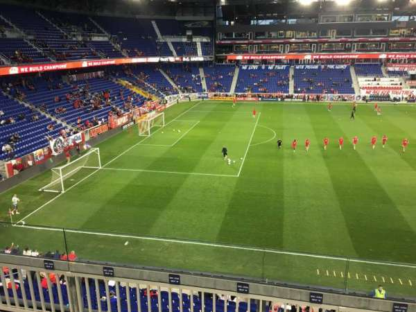 Red Bull Arena (New Jersey), section: 228, rangée: 5, siège: 16