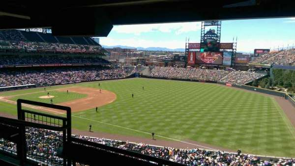 Coors Field, section: Suite 2