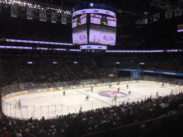 Barclays Center, section: 111, rangée: 9, siège: 5