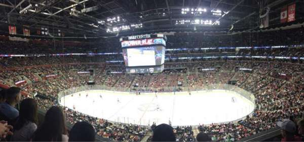 BB&T Center, section: Club 17, rangée: 3, siège: 11
