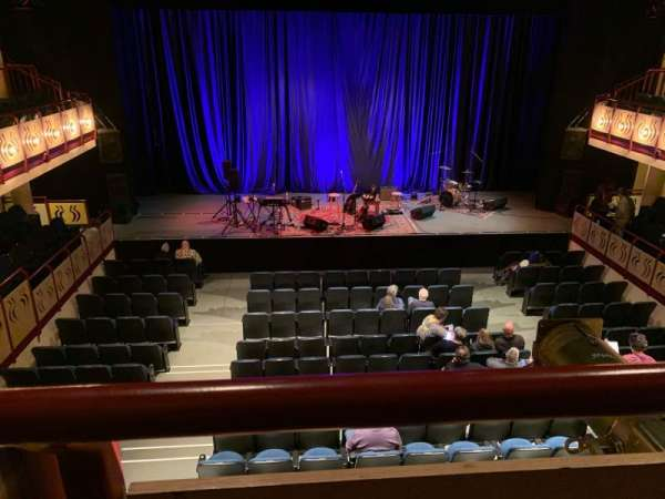 Ruth B. Shannon Center For The Performing Arts, section: Bald 2, rangée: A, siège: 6
