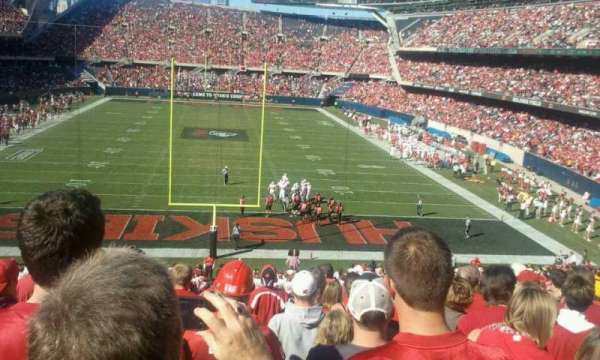 Soldier Field, section: 122