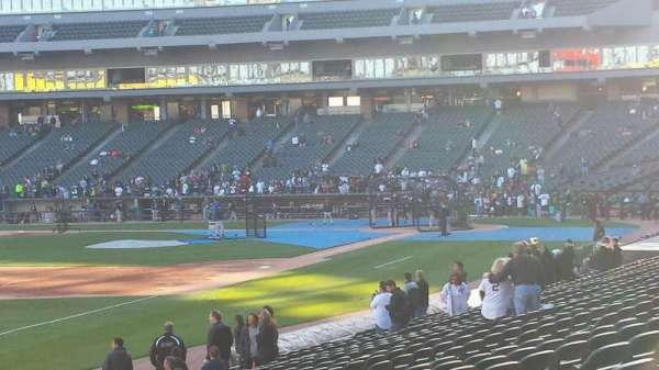 Guaranteed Rate Field, section: 150