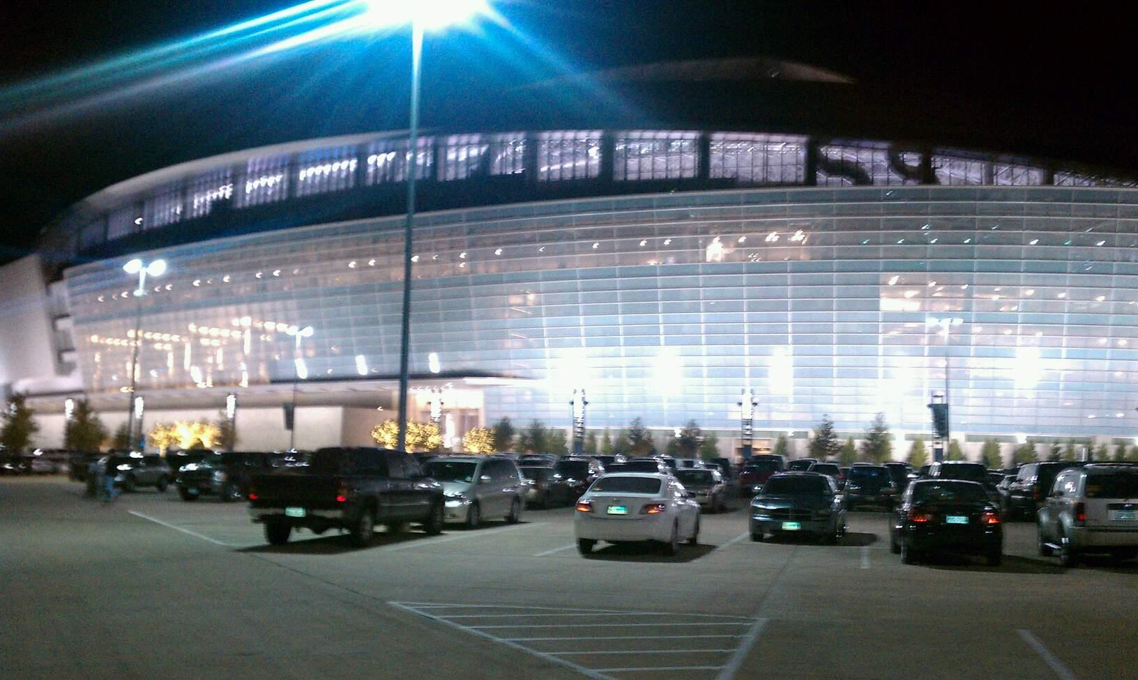 AT&T Stadium Section Entry E