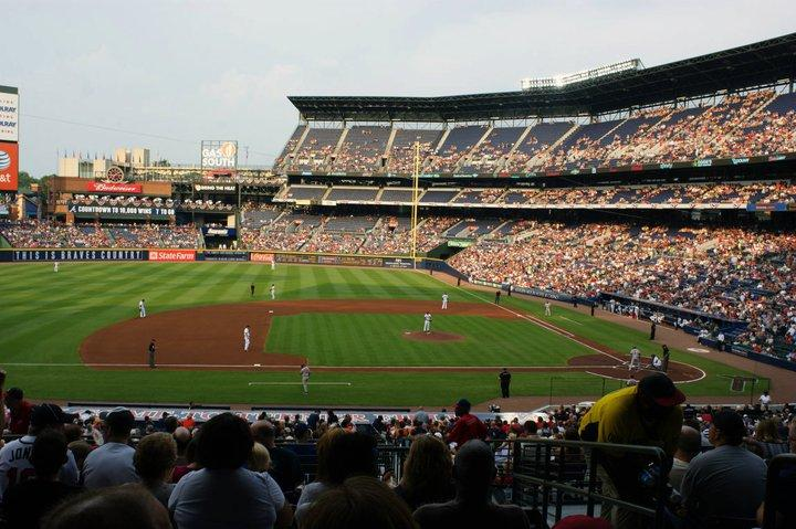 Turner Field Section 218