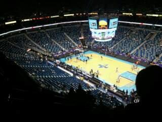 Smoothie King Center Section 312