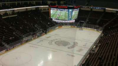 Giant Center section 202