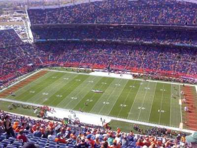 Empower Field at Mile High Stadium section 531
