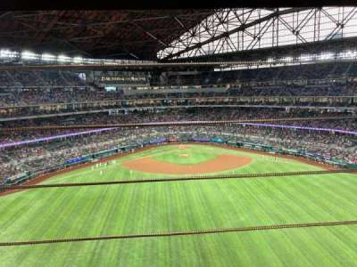 Globe Life Field section 239