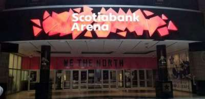 Scotiabank Arena, section: Gate 1