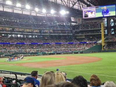 Globe Life Field section 23