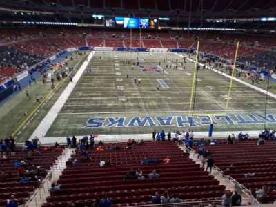 The Dome at America's Center section 328B