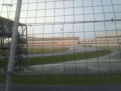 Dover International Speedway section Outside