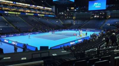 The O2 Arena section 109
