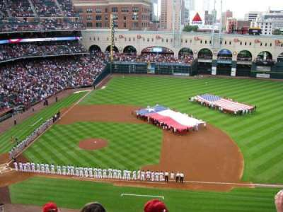 Minute Maid Park, section: 325