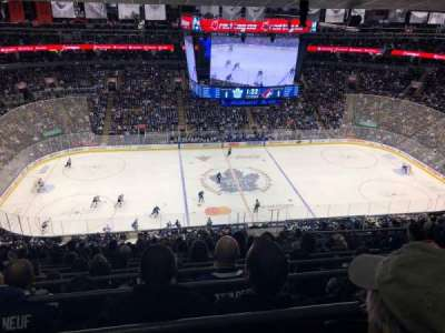 Scotiabank Arena section 310