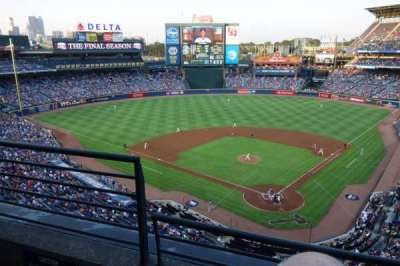 Turner Field section 404R
