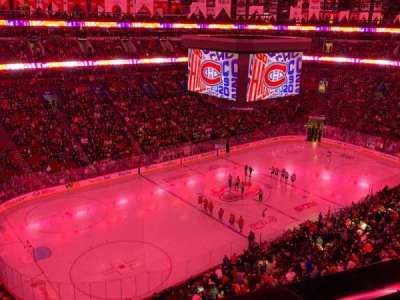 Centre Bell section 305