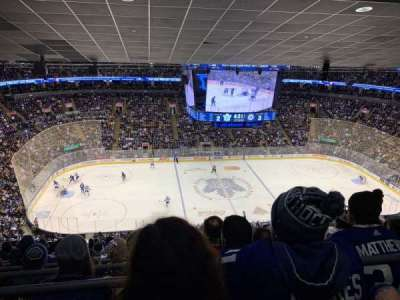 Scotiabank Arena section 322