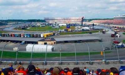 Dover International Speedway section 140