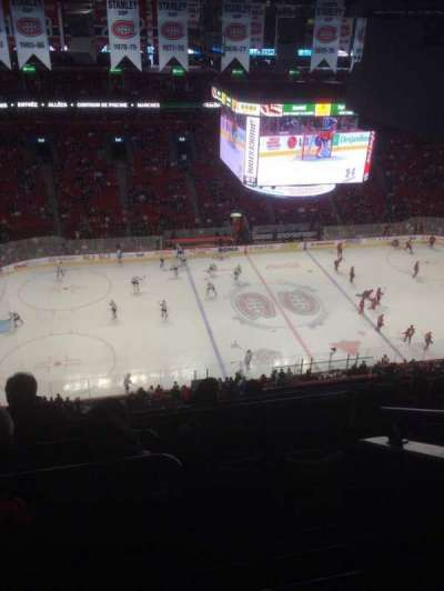 Centre Bell section 321