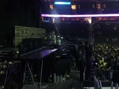 Capital One Arena section 119