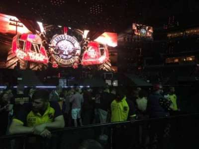 Capital One Arena section Floor 1