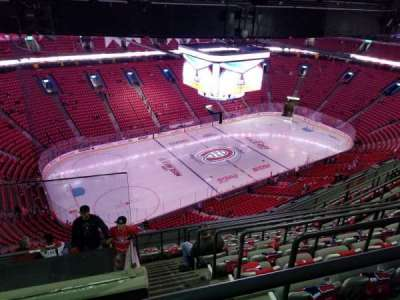 Centre Bell section 304