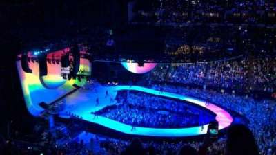 The O2 Arena section 403