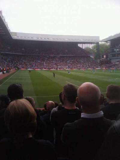 Villa Park, section: north stand lower