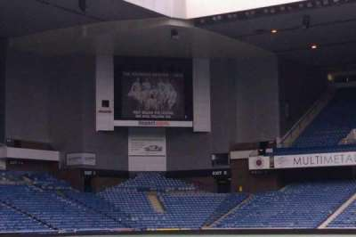 Ibrox Park, section: tunnel