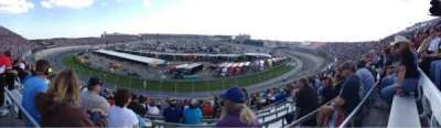 Dover International Speedway section 210