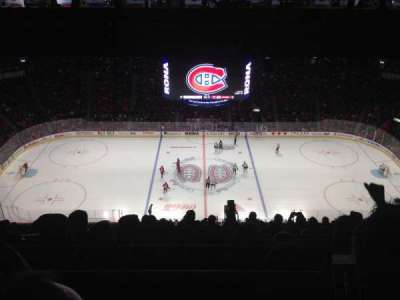 Centre Bell section 401