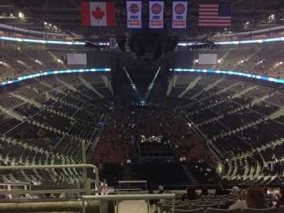 The Palace of Auburn Hills, section: 223