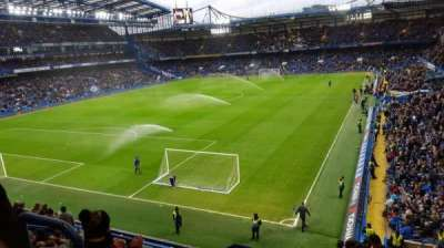 Stamford Bridge, section: The Shed End (Away End), rangée: 12, siège: 60
