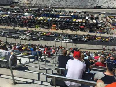 Bristol Motor Speedway, section: AA Allison Towers, rangée: 127, siège: 13