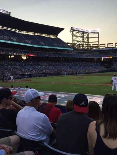 Turner Field section 115L