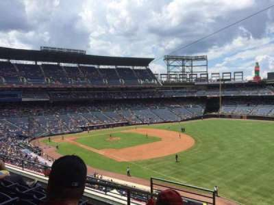 Turner Field section 321